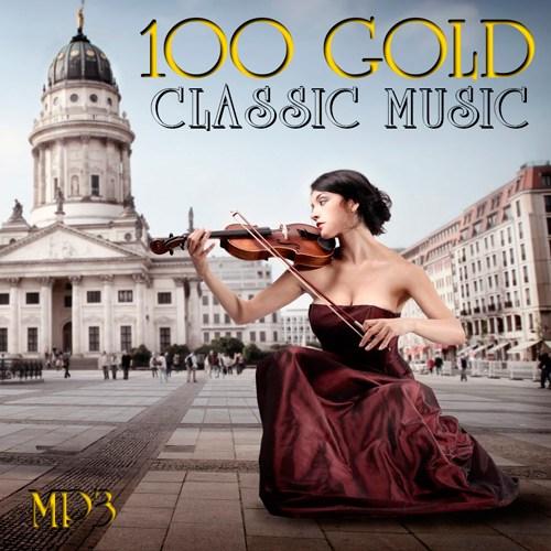 100 Gold Classic Music (2016)