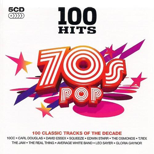 100 Hits 70s Pop (2016)