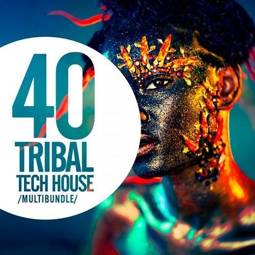 40 Tribal Tech House Multibundle (2016)