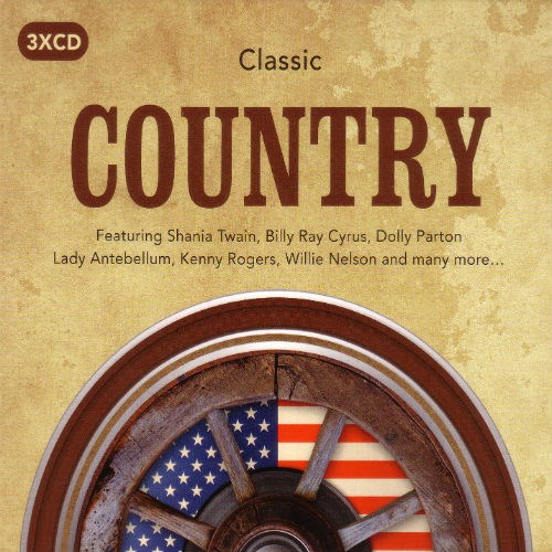 Classic Country (3CD, 2016)