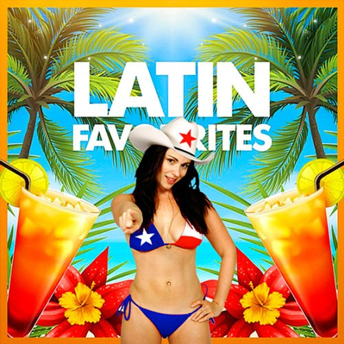 Latin Favourites Baila Conmigo (2016)