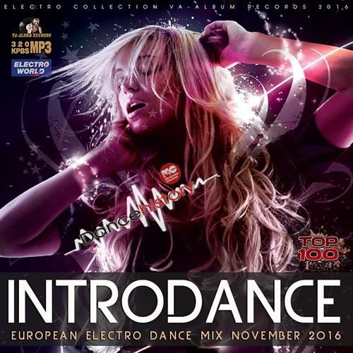 Introdance: European EDM Mix (2016)