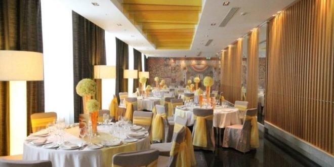 Моя свадьба в отеле Холидей Инн Москва Таганский