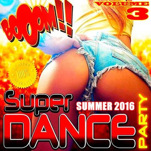 Super Dance Party Vol.3 (2016)