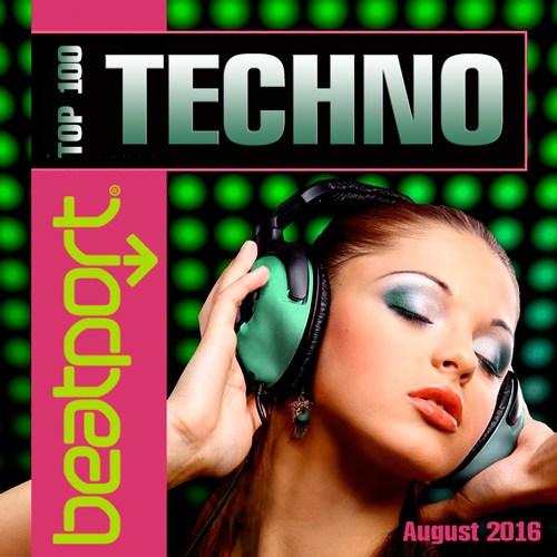Beatport Top 100 Techno August 2016 (2016)