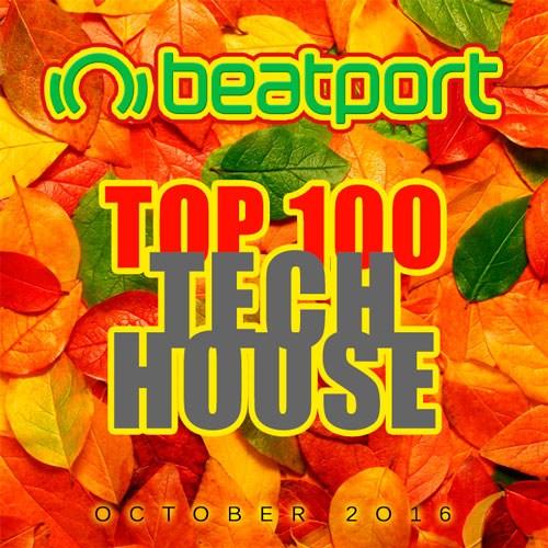 Beatport Top 100 Tech House October 2016 (2016)